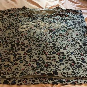 juicy couture cheetah love shirts